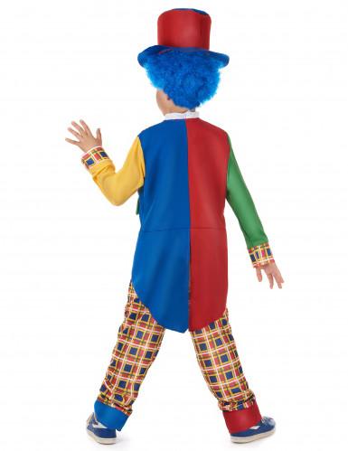 Disfraz payaso para niño o niña-2