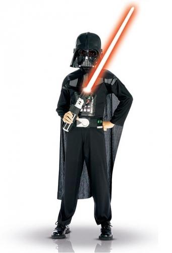 Disfraz oficial de Darth Vader para niño