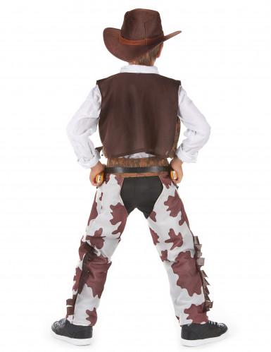 Disfraz de vaquero de lujo para niño-2