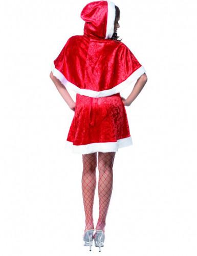 Disfraz de Mamá Noel sexy para mujer-1