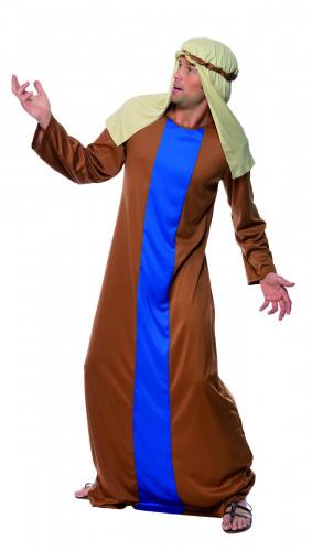 Disfraz de San José para hombre ideal para Navidad