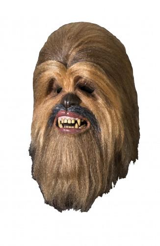 Máscara de lujo de Chewbacca de Star Wars™ para adulto