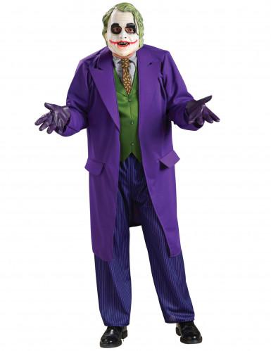 Disfraz oficial de Joker The Dark Knight para hombre