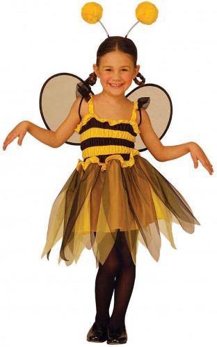 Disfraz de abeja para niña