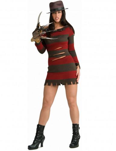 Disfraz de miss Freddy Krueger™