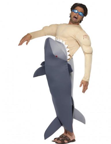 Disfraz de Tiburón para hombre