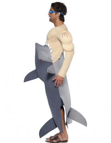 Disfraz de Tiburón para hombre-2