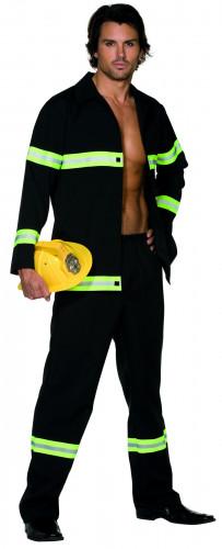 Disfraz sexy de bombero para hombre
