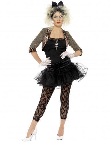 Disfraz de los años 80 para mujer