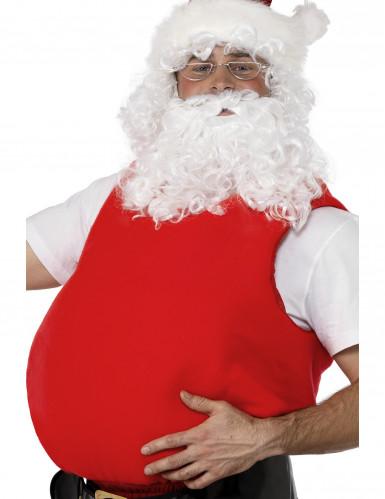 Barriga de Papá Noel