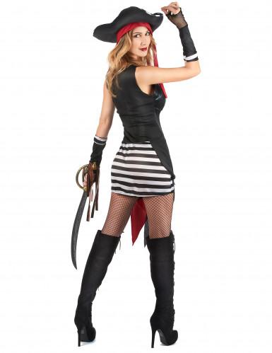 Disfraz de corsaria pirata sexy para mujer-2