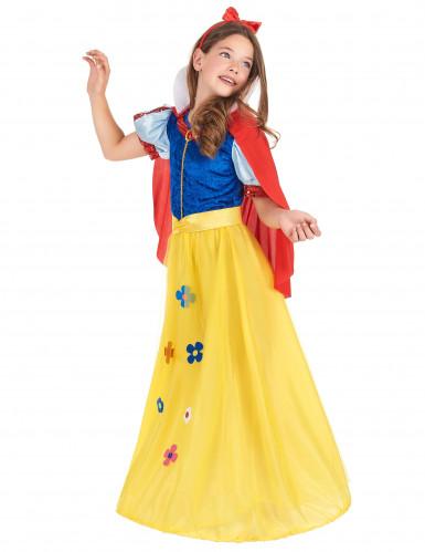 Disfraz de mujer de los bosques para niña-2
