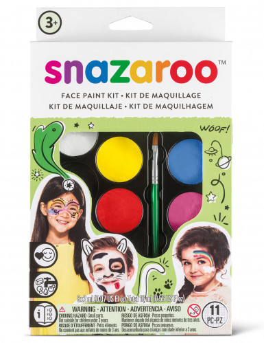 Kit de maquillaje Snazaroo