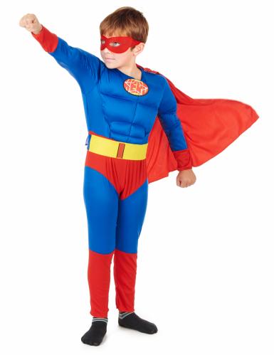 Disfraz de superhéroe para niño-1