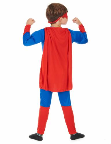 Disfraz de superhéroe para niño-2