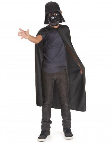 Kit oficial de Darth Vader para niño