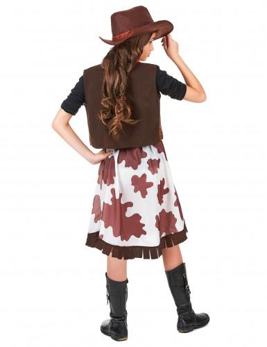 Disfraz de vaquera para niña-2