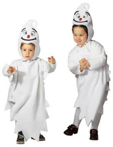Disfraz de fantasma para niño o niña ideal para Halloween
