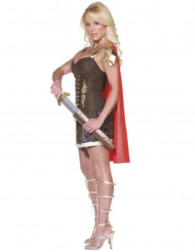 Disfraz de gladiadora romana sexy-1