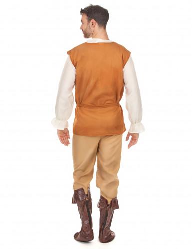 Disfraz medieval de campesino para hombre-2