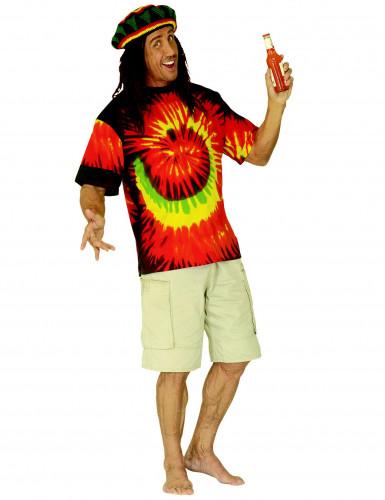 Camiseta rasta para adulto