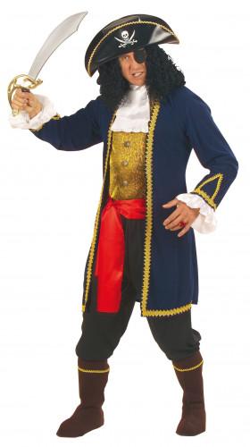 Disfraz de pirata para hombre elegante