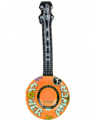 Banjo hippie inflable-1