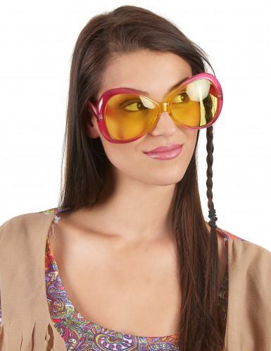 Gafas estilo disco para adulto-3
