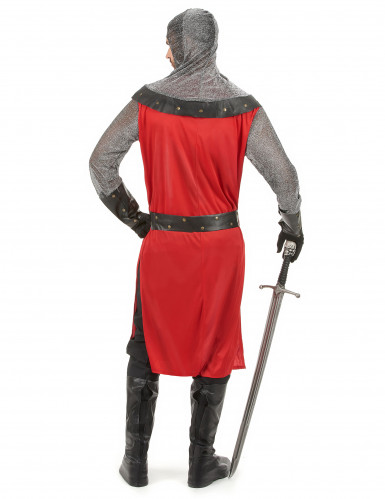 Disfraz de caballero medieval para hombre-2