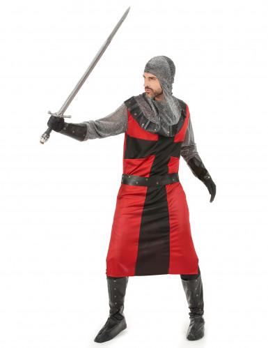 Disfraz de caballero medieval para hombre-1