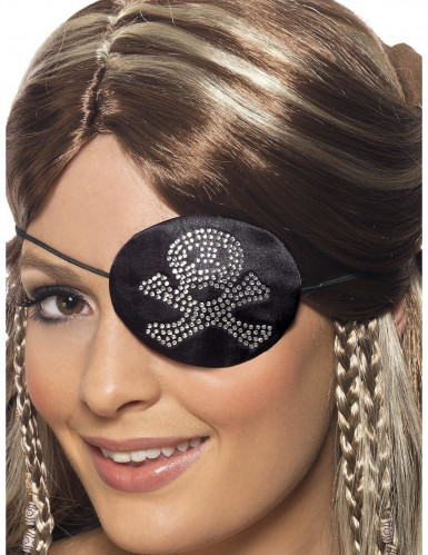 Parche de pirata para mujer-1