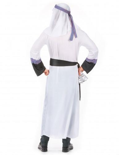 Disfraz de jeque árabe para hombre-2