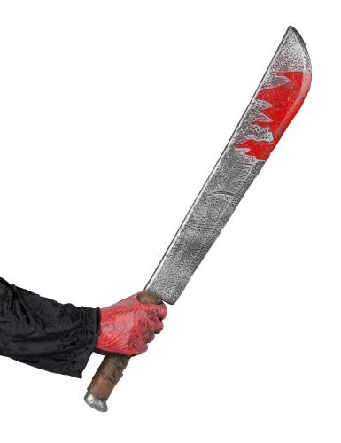 Cuchillo-hacha de carnicero ideal para Halloween-1