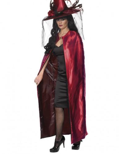 Capa para adulto ideal para Halloween