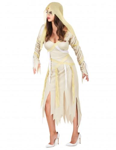 Disfraz de momia para mujer Halloween