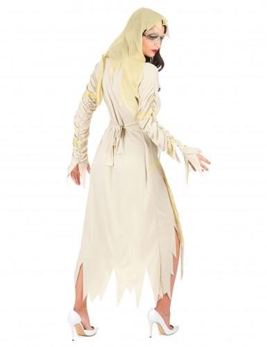 Disfraz de momia para mujer Halloween-2