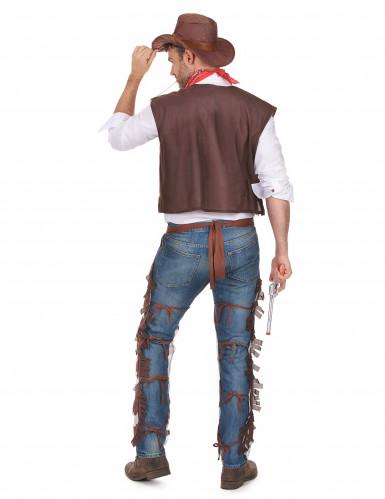Disfraz de vaquero para adulto-2