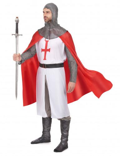 Disfraz de cruzado para hombre-1