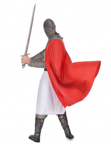 Disfraz de cruzado para hombre-2