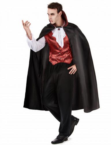Disfraz de vampiro para hombre para Halloween-1
