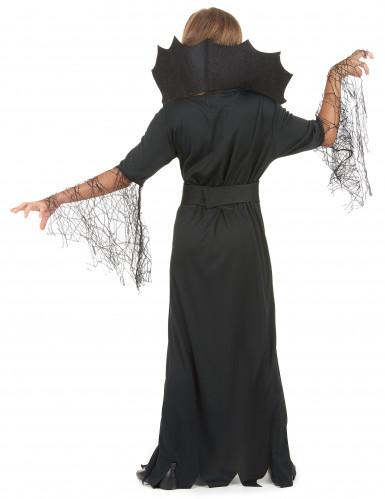 Disfraz de reina de las arañas para niña ideal para Halloween-2