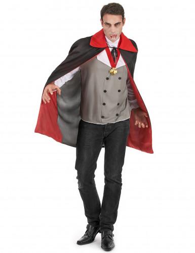 Disfraz de vampiro para adulto ideal para Halloween