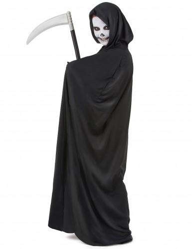 Disfraz de segador para niño, ideal para Halloween-1