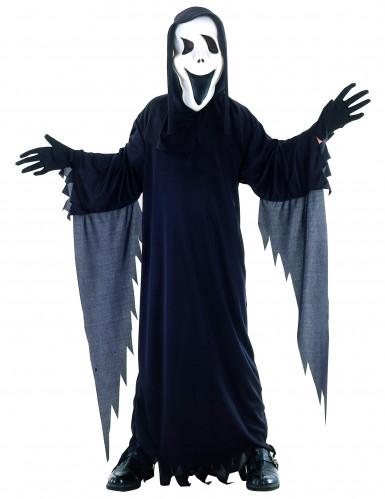 Disfraz de asesino/a para niño o niña, ideal para Halloween
