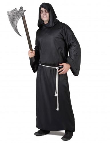 Disfraz de segador lúgubre ideal para Halloween