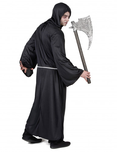 Disfraz de segador lúgubre ideal para Halloween-2