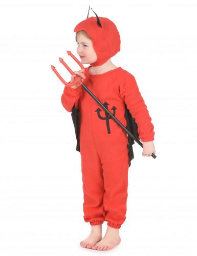 Disfraz de diablo para niño ideal para Halloween-1