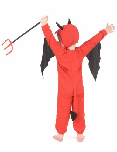 Disfraz de diablo para niño ideal para Halloween-2