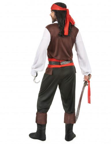 Disfraz de pirata para hombre.-2