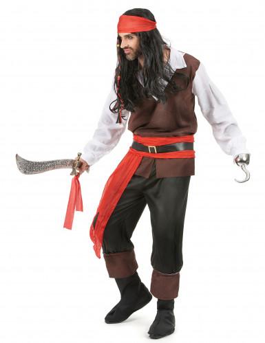 Disfraz de pirata para hombre.-1